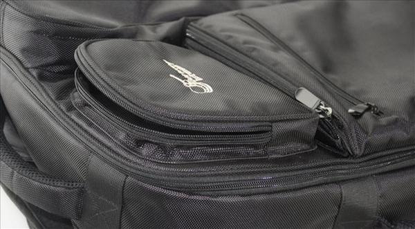 journey travel guitar front pocket