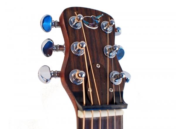 journey travel guitar headstock