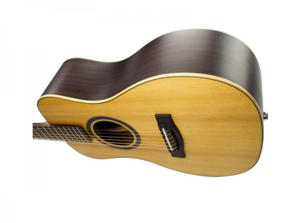 journey collapsible acoustic travel guitar