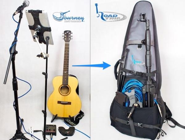 journey roadtrip carbon fiber travel guitar