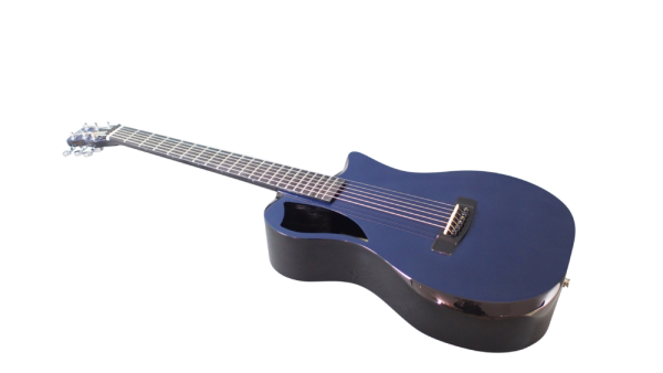 journey carbon fiber travel guitar horizontal