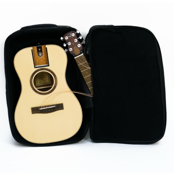 Solid Sitka / Pau Ferro Travel Guitar – OF420