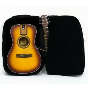 Solid Sitka / Pau Ferro Travel Guitar – OF420 Burst