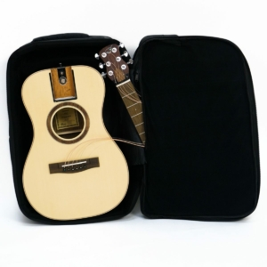 Journey overhead collapsible wood travel guitar