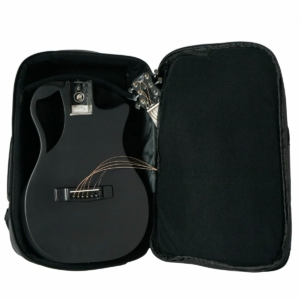 Black Matte Carbon Travel Guitar- OF660M
