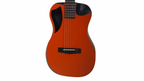 journey carbon fiber travel guitar