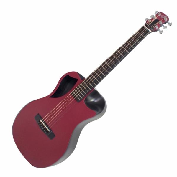 journey carbon fiber wood travel guitar