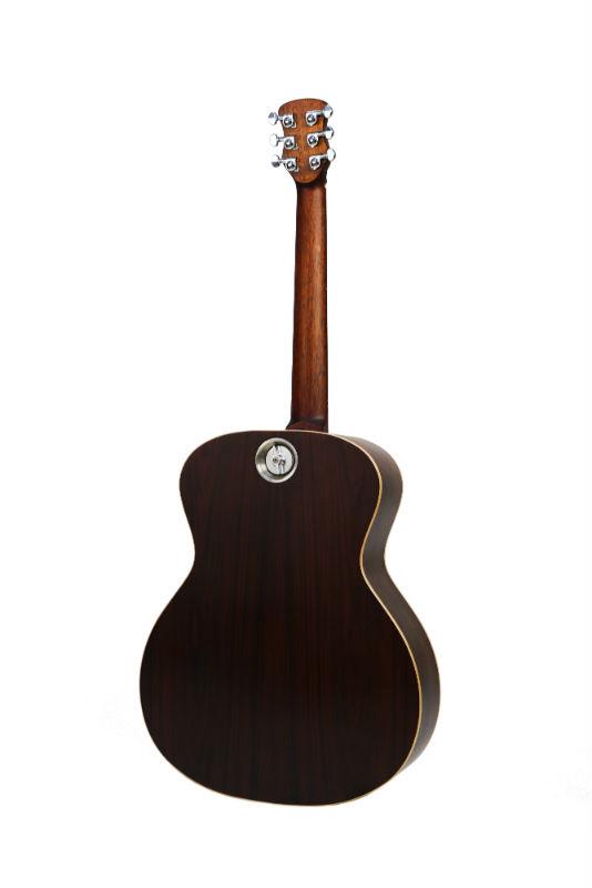 journey acoustic custom travel guitar