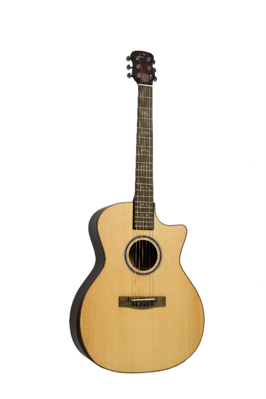 journey acoustic travel guitar