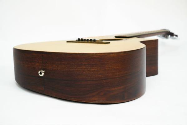 journey acoustic travel guitar