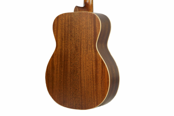 Journey carbon fiber roadtrip wood travel guitar