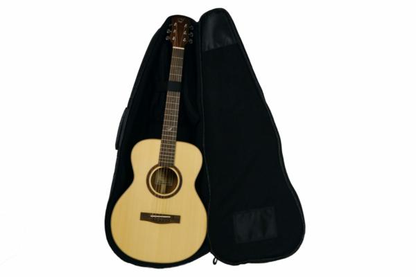 Journey carbon roadtrip wood travel guitar