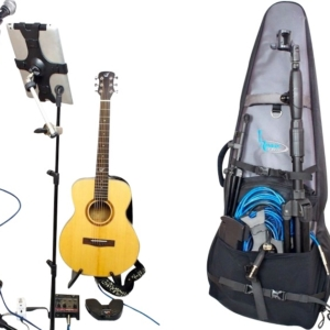 Journey carbon fiber travel guitar roadtrip set