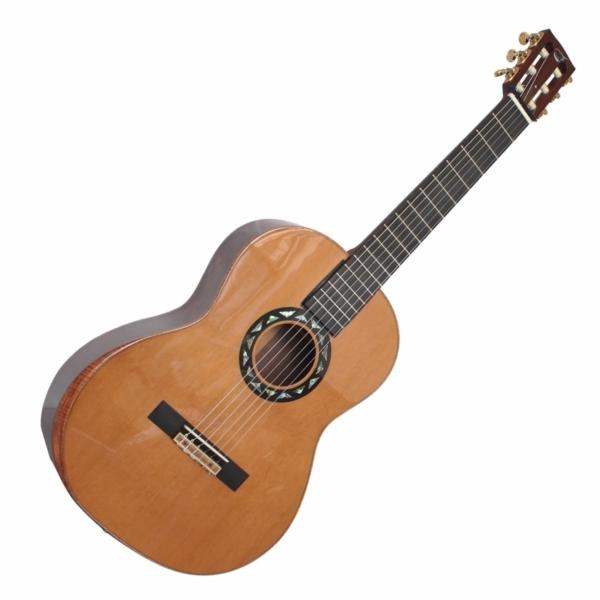 journey first class wood travel guitar