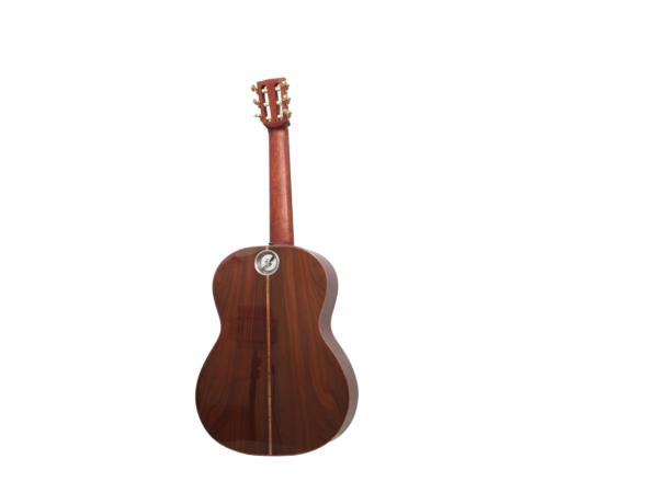 journey f wood travel guitar