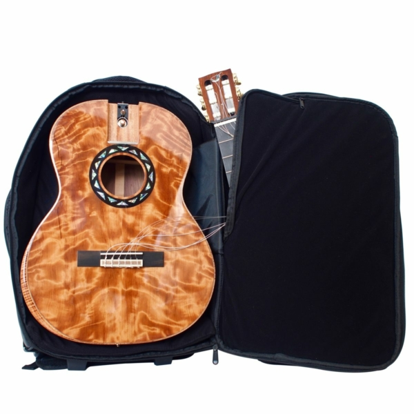 journey first class collapsible wood travel guitar