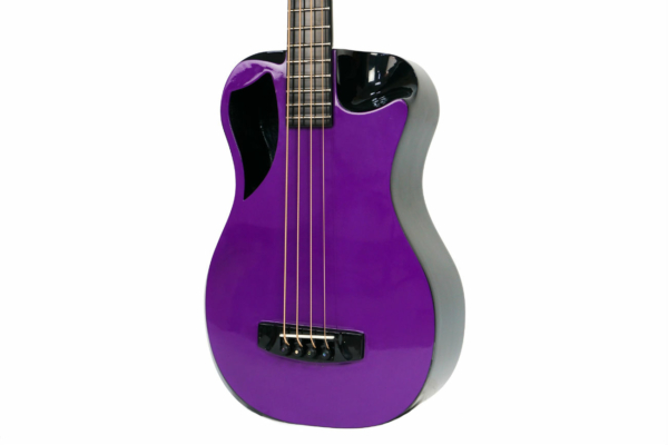 journey overhead collapsible bass travel guitar - body