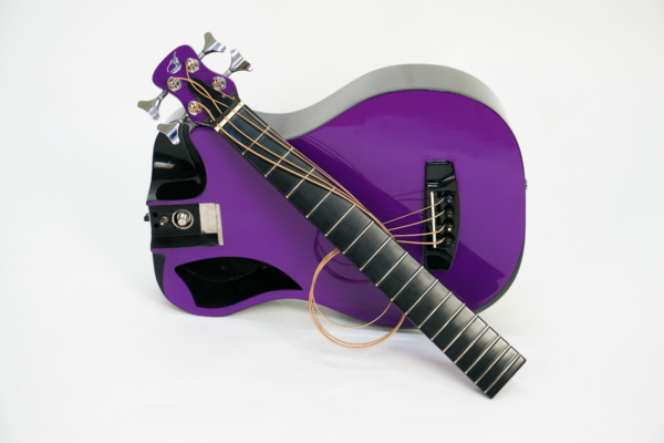 journey collapsible bass travel guitar- folding