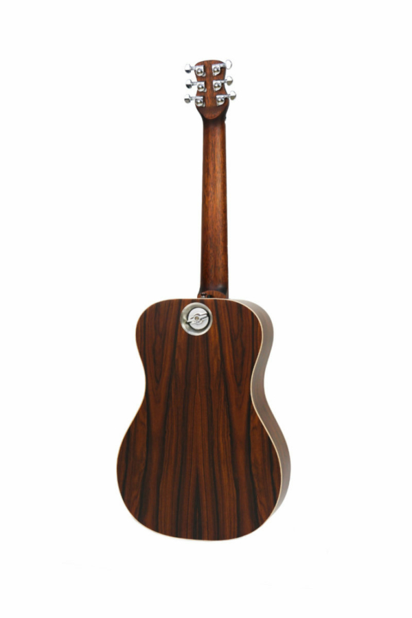 journey wood travel guitar