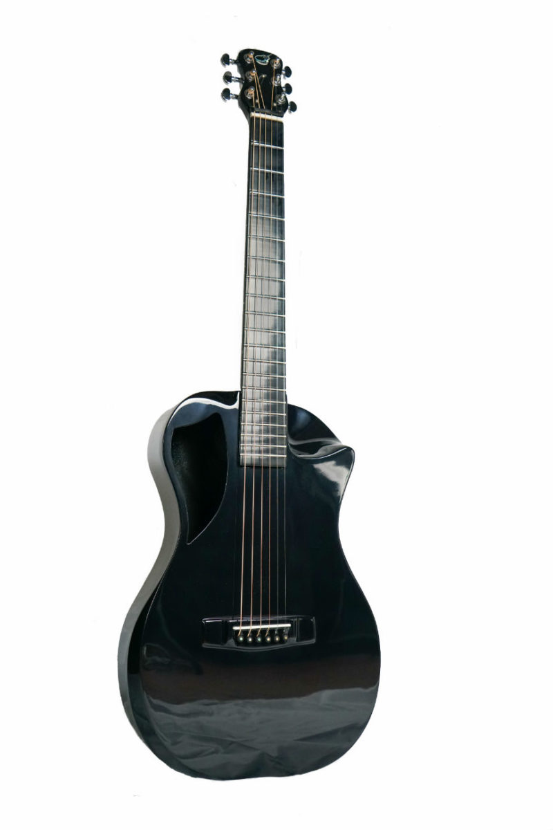 Carbon Black Top Gloss - OF660