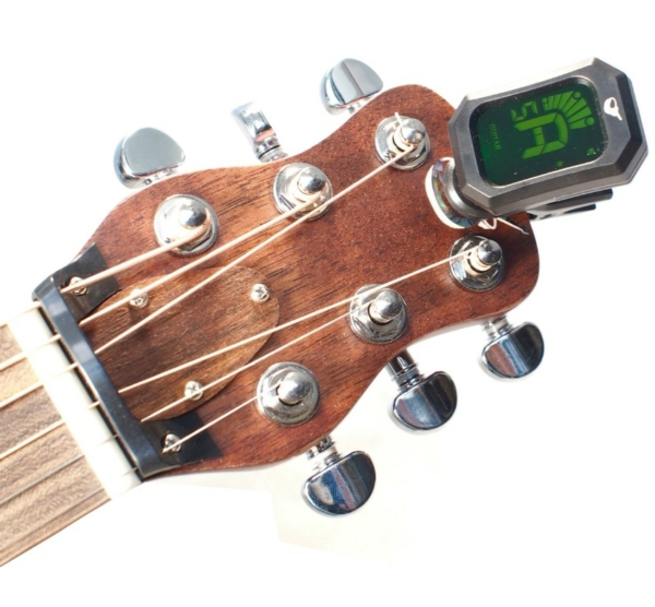 journey carbon fiber travel guitar tuner