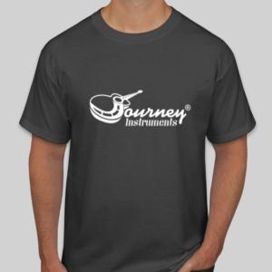 journey travel guitar tee shirt